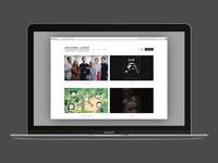 Anthony Lopež Filmmaker Website