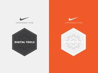Nike Experience Team | Digital Tools
