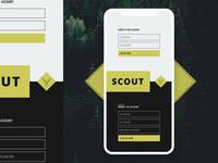 Scout App Login