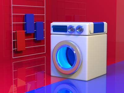 laundry 3drendering 3drender redshift3d redshift laundry render cinema 4d cinema4d 3d art 3d