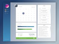 Web Dashboard - Plander system