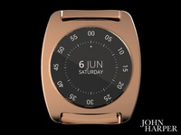 Brass Watch design