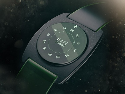 Smart Watch Sport edition industrial design android app desing ui