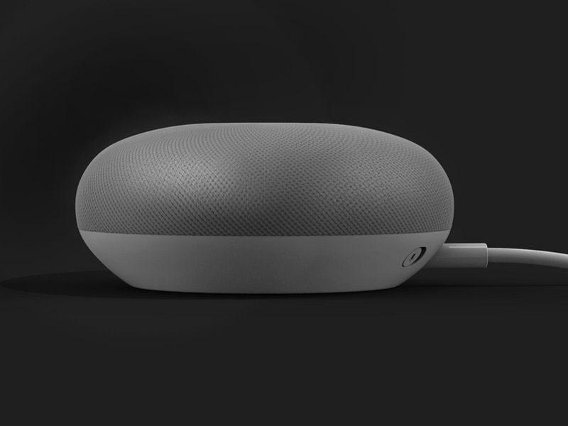 Google Home Mini – Freebie basic 3d Model