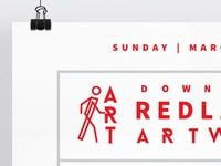 Art Walk Logo & Poster Design