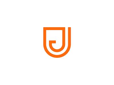 Journey Christian Branding  grid church journey j mark identity branding logo