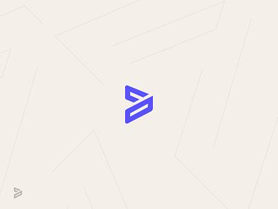 Arrow focus lab logo design stroke scale brand logo identity mark exploration