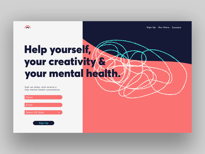 Mental Health Sign Up