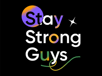 YOU - Stay strong guys skills stayhome coronavirus staystrong illustrator dribbble animation flowtuts vector illustration vector illustrator adobe illustrator adobe vector design illustration illustration art illustrations illsutration illsutrator