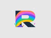 R - RAINBOW