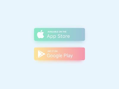 DailyUI #074: Download App download download app ux ui daily ui mobile app