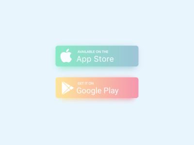 DailyUI #074: Download App