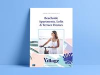 Rejected Village branding