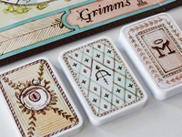 Grimm's Forest Playing Cards