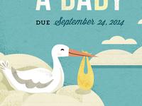The Stork's Surprise