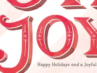 Joyful Holiday Greeting