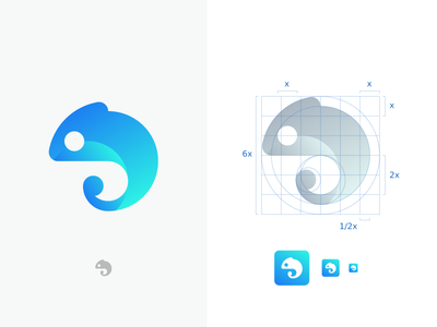 Adjara Design process final design adjara logo