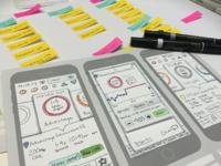 Console Mobile App concepts