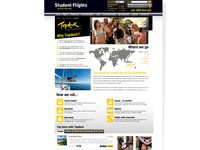 Student Flights Topdeck Tours