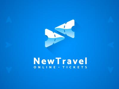 New Travel Logo Design