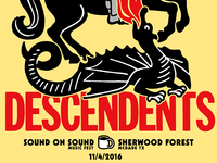 Descendents SOS Poster