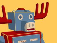 Moose Robot