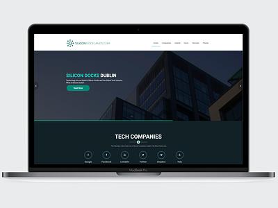 Responsive Website website mobile desktop web design ux design user interface user experience ui design ui responsive design ireland design branding