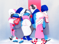 Urban eskimos