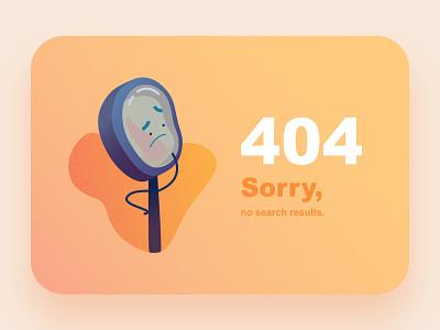404 error illustration character 404 error page 2d flat affinitydesigner vector ui illustration design