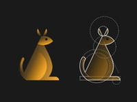 18 - Kangaroo Logo