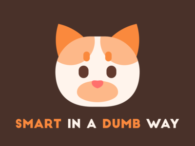 Pet Logo kitty animal logo cat pet