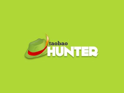 Taobao Hunter hat taobao web logo