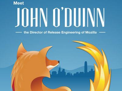 John O'Duinn illustrator poster mozilla