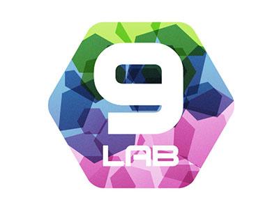 9Lab Icon 9lab logo icon colorful colored