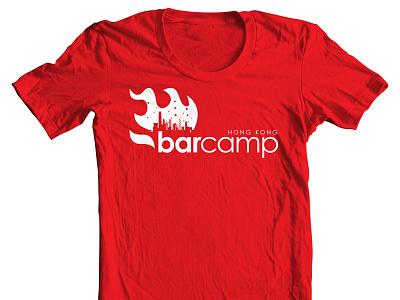 BarCamp T-Shirt Design t-shirt tee barcamp mono hong kong