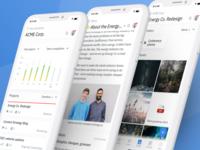 GatherContent iOS (Concept)