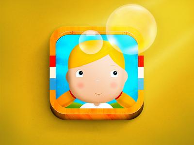 Bubbles Icon [iOS icon]
