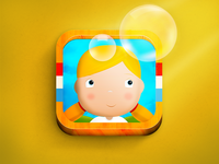 Bubbles Icon [iOS icon]