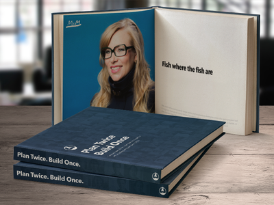 We're making a book! book cover book design startup podcast render quote entrepreneur startups design print hardcover