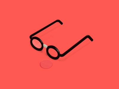 Glasses [New Rocketship.fm Homepage]