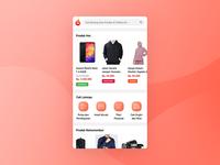 Price Comparison App Concept