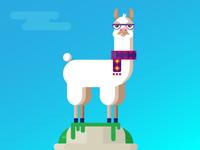Leapin Llama