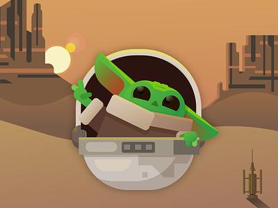 Baby Yoda indie game get ready ready games jedi yoda mandalorian star wars