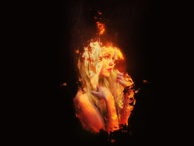 She's On Fire