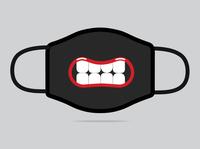 Design For Good Face Mask Challenge branding covid-19 ilustracion icon illustrator vector color illustration diseño chile design
