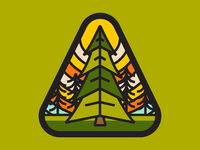 Tree Camp Badge