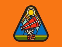 Camp Badge #3