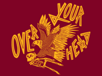 Over Your Head Tee