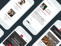 Ng Talks - Mobile Version