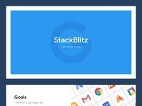 Stackblitz logo